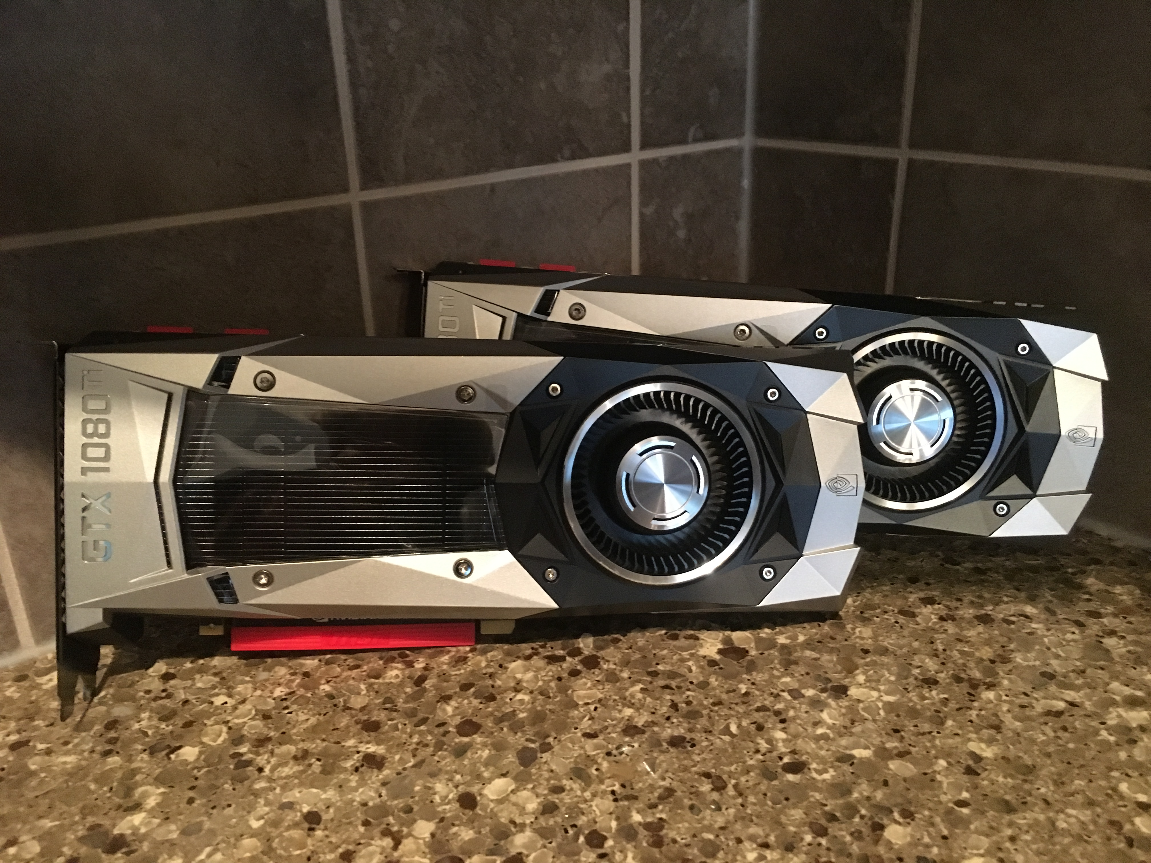 Geforce 1080 Ti Founders Edition